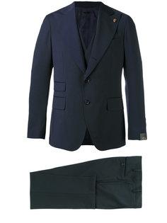 wide lapel single-breasted suit  Gabriele Pasini