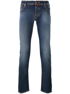 light-wash skinny jeans Jacob Cohen