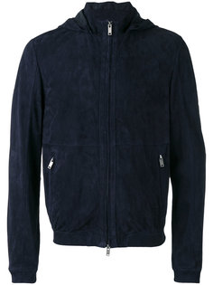 zipped hooded jacket Desa 1972