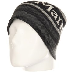 Шапка Marmot Powderday Beanie Black