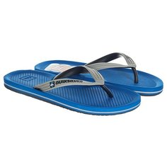 Вьетнамки Quiksilver Haleiwa Grey/Blue