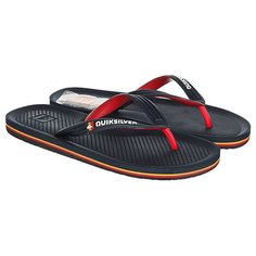 Вьетнамки Quiksilver Haleiwa Blue/Red