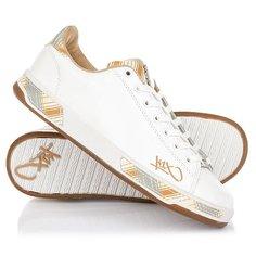 Кеды кроссовки низкие женские K1X Club Selecao White