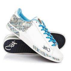 Кеды кроссовки низкие K1X Club Selecao White/Light Blue