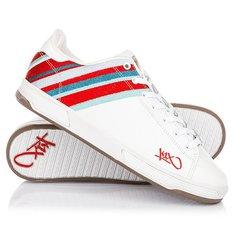 Кеды кроссовки низкие K1X Club Selecao White/Multi
