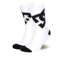 Носки низкие DC No Sho 6 3pk White