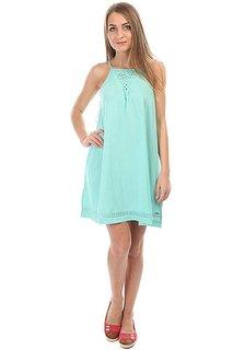 Платье женское Roxy Woodenships Pool Blue