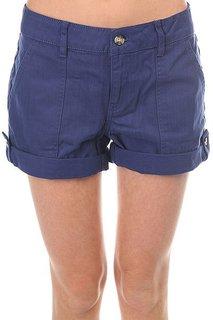 Шорты джинсовые женские Roxy Memory Holidays Blue Depths