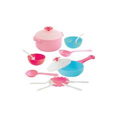 """Игровой набор посуды """"Зайка"""", 16 предметов, Mary Poppins"""