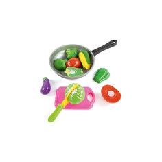 "Набор для резки овощей ""Учимся готовить"", 12 предметов, Mary Poppins"
