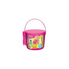 Мелки для асфальта с держателем, Barbie Limpopo