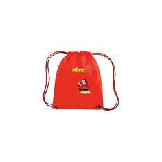 Мешок для обуви Premium Light, красный, Мixels Limpopo