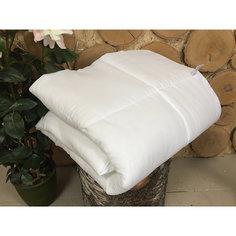 Одеяло белое из ситца,синтепон Gul Sara