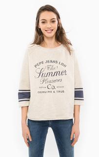 Толстовка Pepe Jeans
