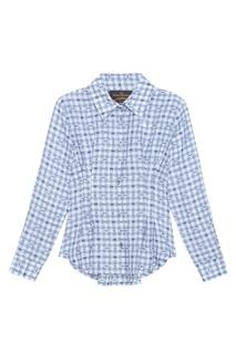 Льняная блузка Vivienne Westwood Anglomania
