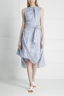 Льняное платье Vivienne Westwood Anglomania