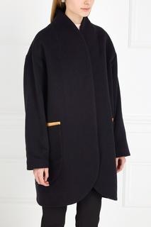 Шерстяное пальто Freshblood