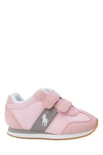Замшевые кроссовки Ralph Lauren Children