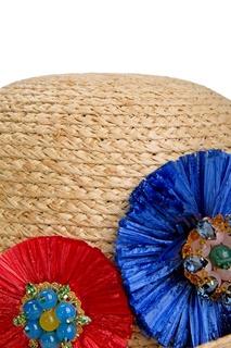 Соломенная шляпа Dolce&Gabbana Children
