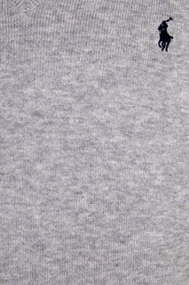 Хлопковый пуловер Ralph Lauren Children