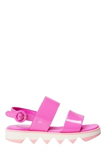 Кожаные сандалии Dolce&Gabbana Children