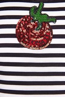 Хлопковая футболка Dolce&Gabbana Children