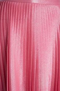 Шелковая юбка с люрексом Gucci
