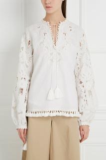 Хлопковая блузка Talitha