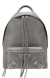 Кожаный рюкзак Metallic Edge Balenciaga