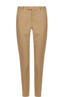 Укороченные брюки прямого кроя со стрелками REDVALENTINO