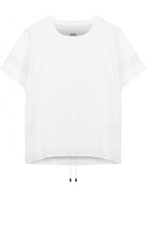 Спортивная футболка с прозрачными вставками Ultracor