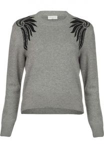 Вязаный свитер Dries Van Noten
