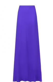 Шелковая юбка-макси Emilio Pucci
