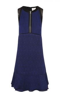 Мини-платье с завышенной талией и оборками 3.1 Phillip Lim