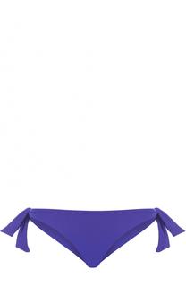 Плавки-бикини с декоративными бантами Ritratti Milano