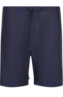 Хлопковые домашние шорты с поясом на резинке Zimmerli