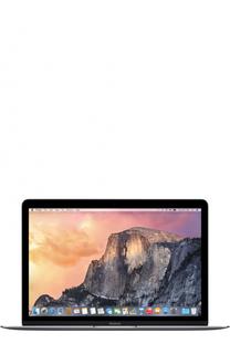 """MacBook 12"""" early 2016 с дисплеем Retina 512GB Apple"""
