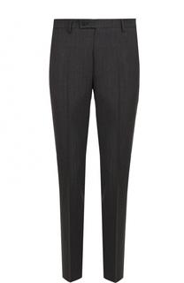 Шерстяные брюки прямого кроя Berwich