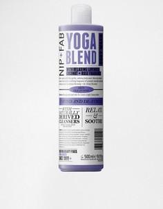 Гель для душа NIP+FAB Yoga Blend - 500 мл - Бесцветный
