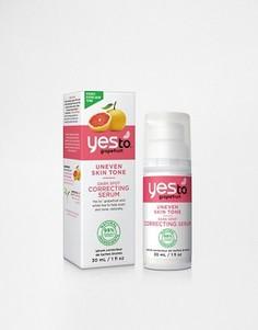 Сыворотка Yes To Grapefruit - 30 мл - Бесцветный