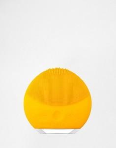 Желтая мини-щеточка Foreo Luna 2 - Бесцветный