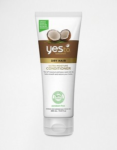 Увлажняющий ополаскиватель для волос Yes To Coconuts - 280 мл - Бесцветный