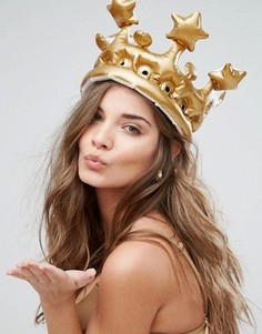 Надувная корона NPW Queen For the Day - Мульти