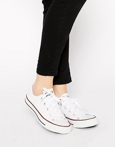 Белые кроссовки Converse Chuck Taylor All Star - Белый