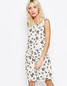 Платье с цветочным принтом d.RA Perry - Мульти