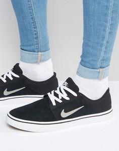 Кроссовки Nike SB Portmore 725027-012 - Черный