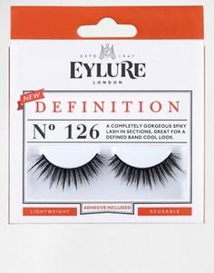 Накладные ресницы Eylure Definition Lashes - No. 126 - Бесцветный