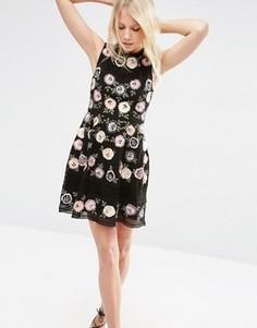 Платье для выпускного Needle & Thread Rose Noir - Черный