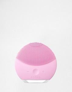 Розовая очищающая щетка для лица Foreo Luna Mini 2 - Бесцветный