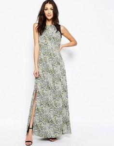 Платье макси с принтом Sugarhill Boutique Lottie - Мульти